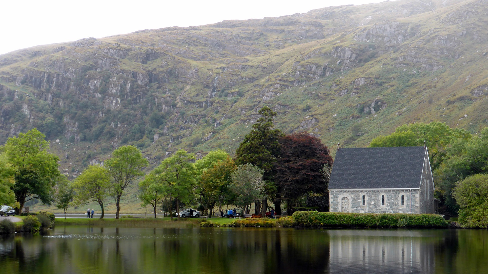 Gougane Barra, Cork | © Sean MacEntee / Flickr