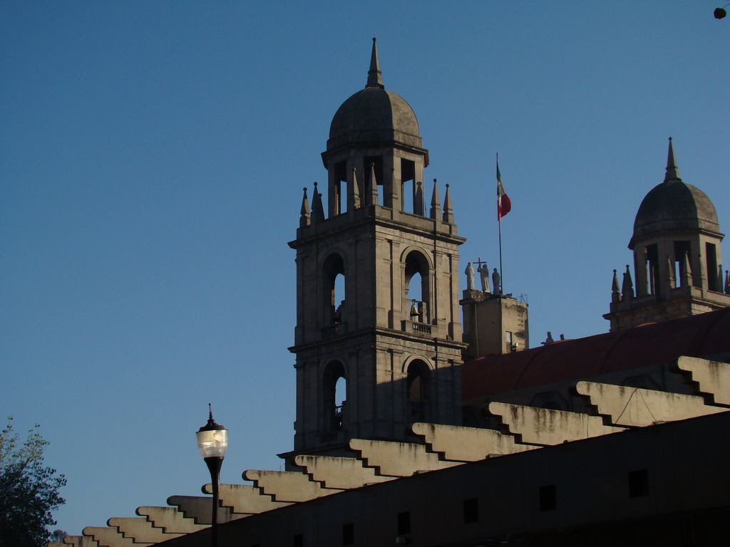 Toluca, the capital city of Mexico State