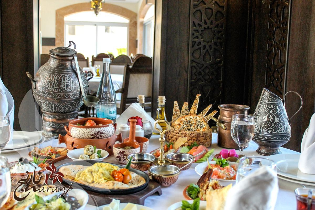 The Best Syrian Restaurants in Amman