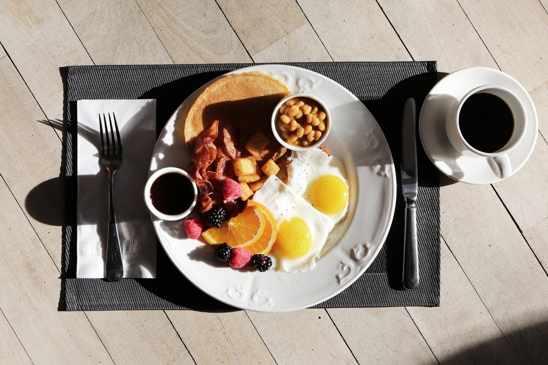 Breakfast | © Life of Pix / Pexels