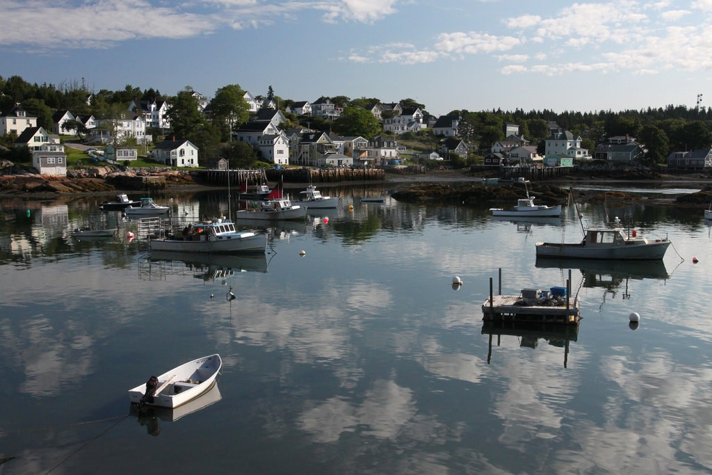 Stonington, Maine | ©Alan Schmierer/Flickr