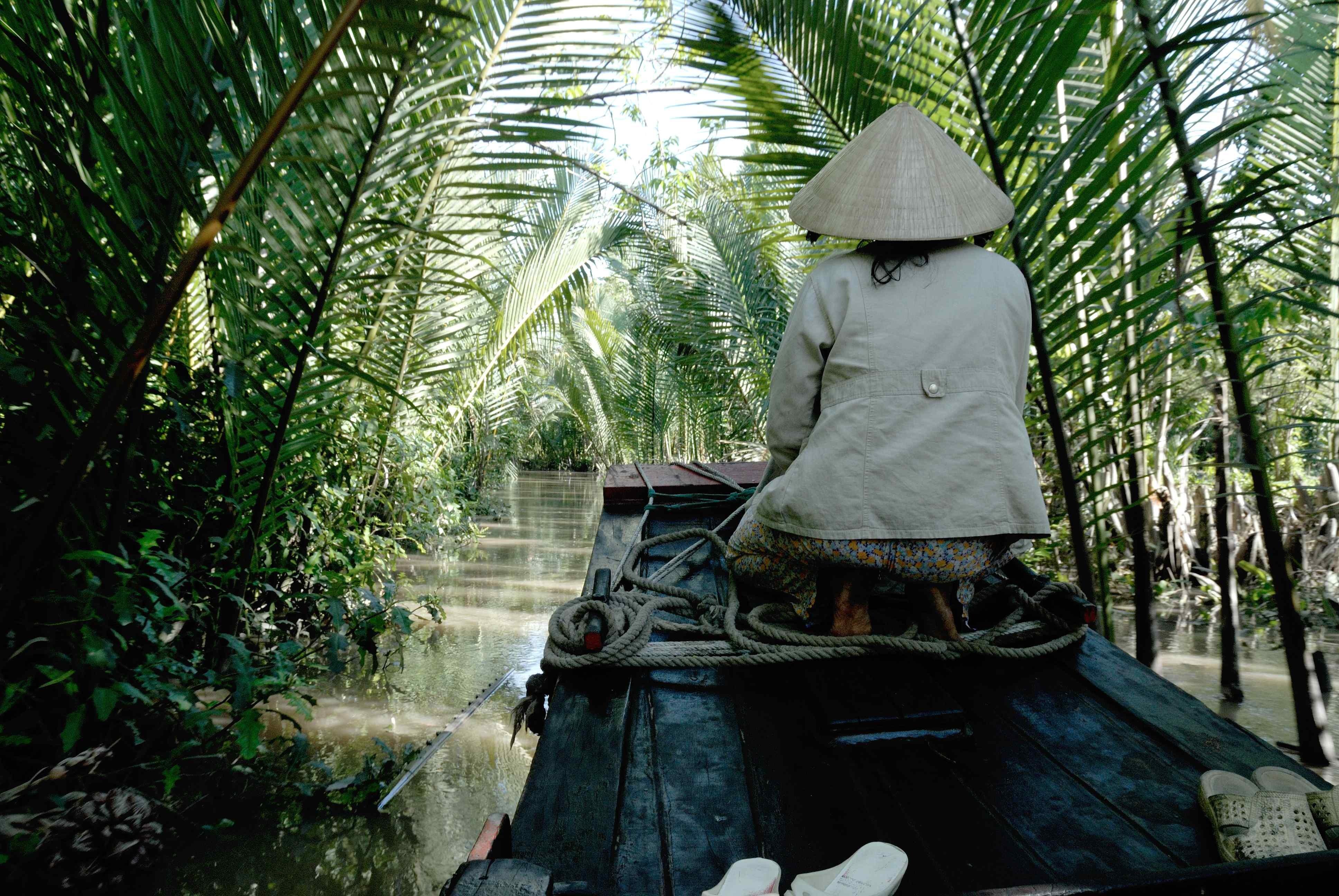 The Mekong Delta, Vietnam | © M M/Flickr