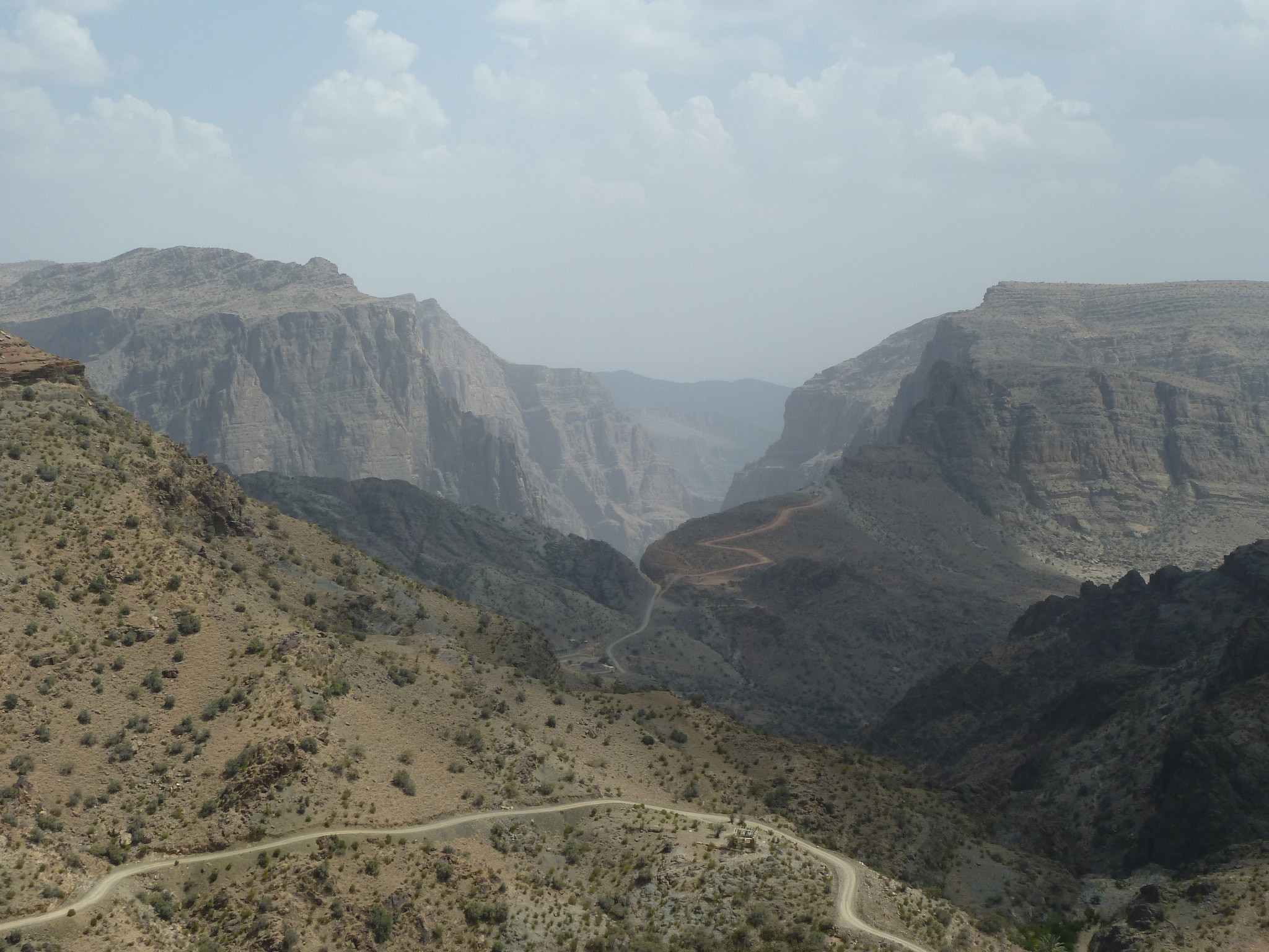 Hajar Mountains | © Kathryn james/Flickr