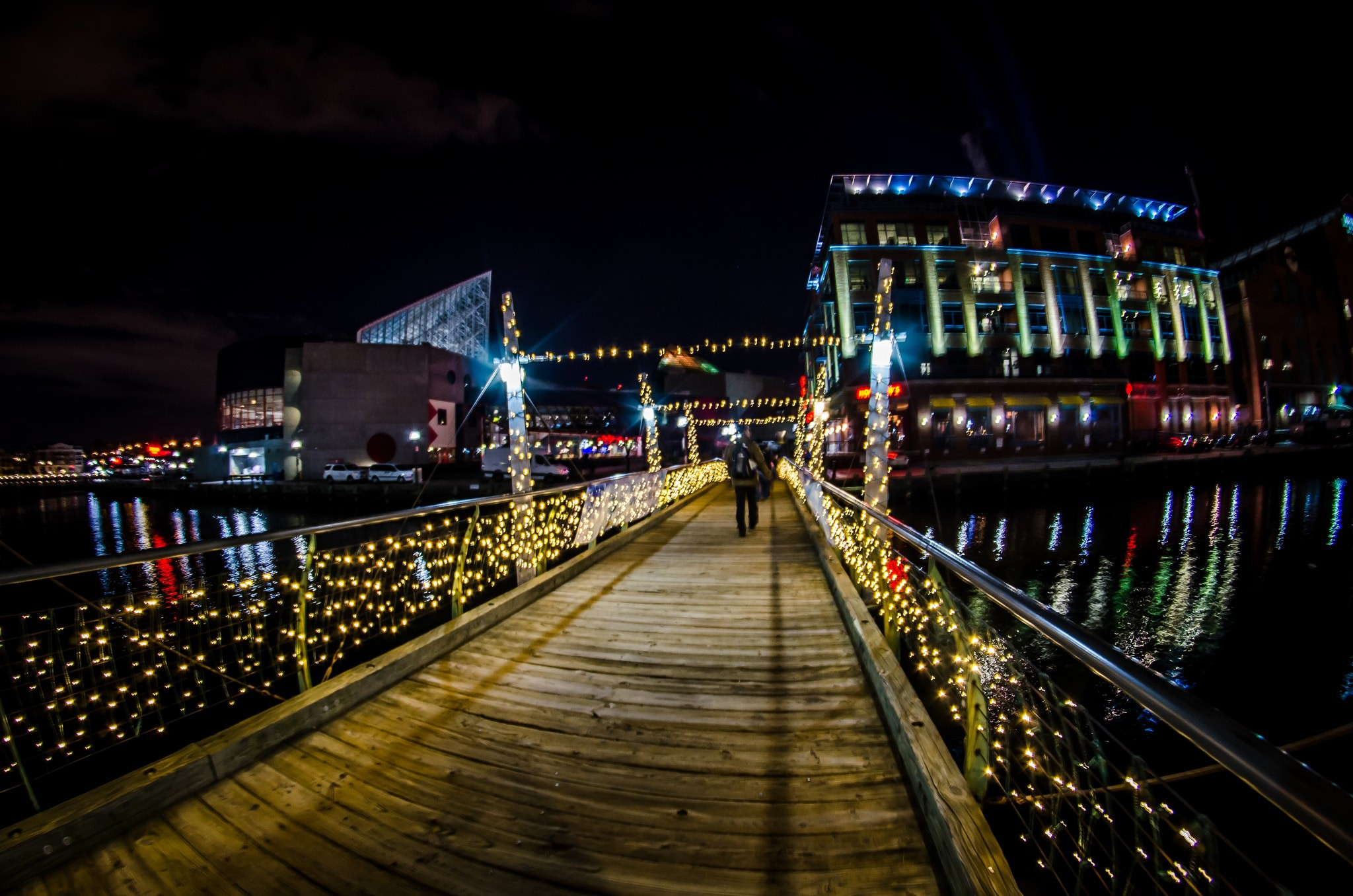 Baltimore At Night | © m01229/Flickr