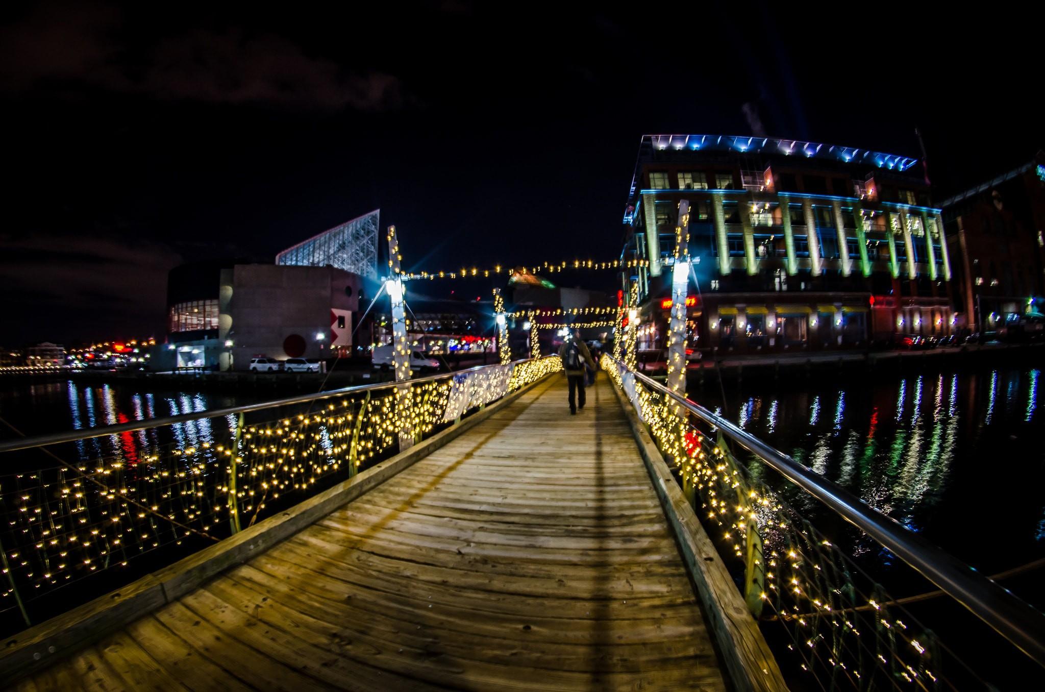 Baltimore At Night   © m01229/Flickr