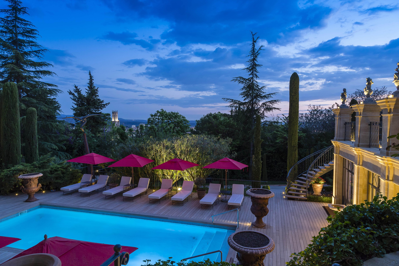The Villa Gallici in Aix en Provence |Courtesy of Villa Gallici