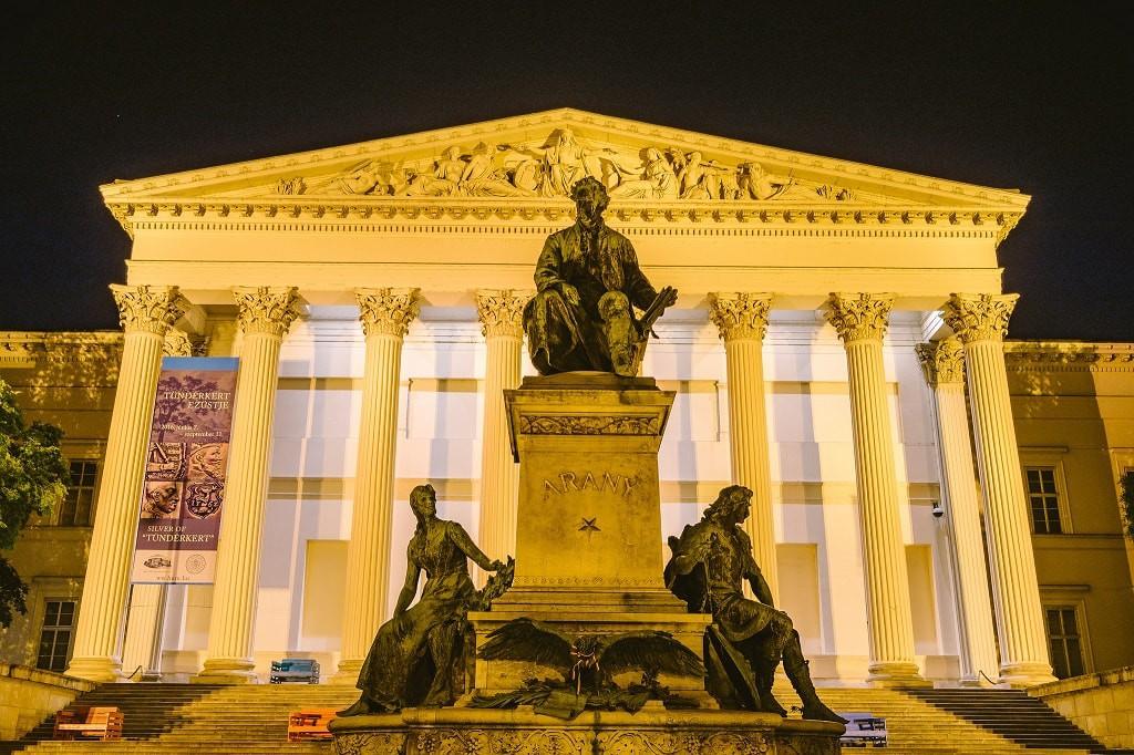 Hungarian National Museum | © Wei-Te Wong / Flickr