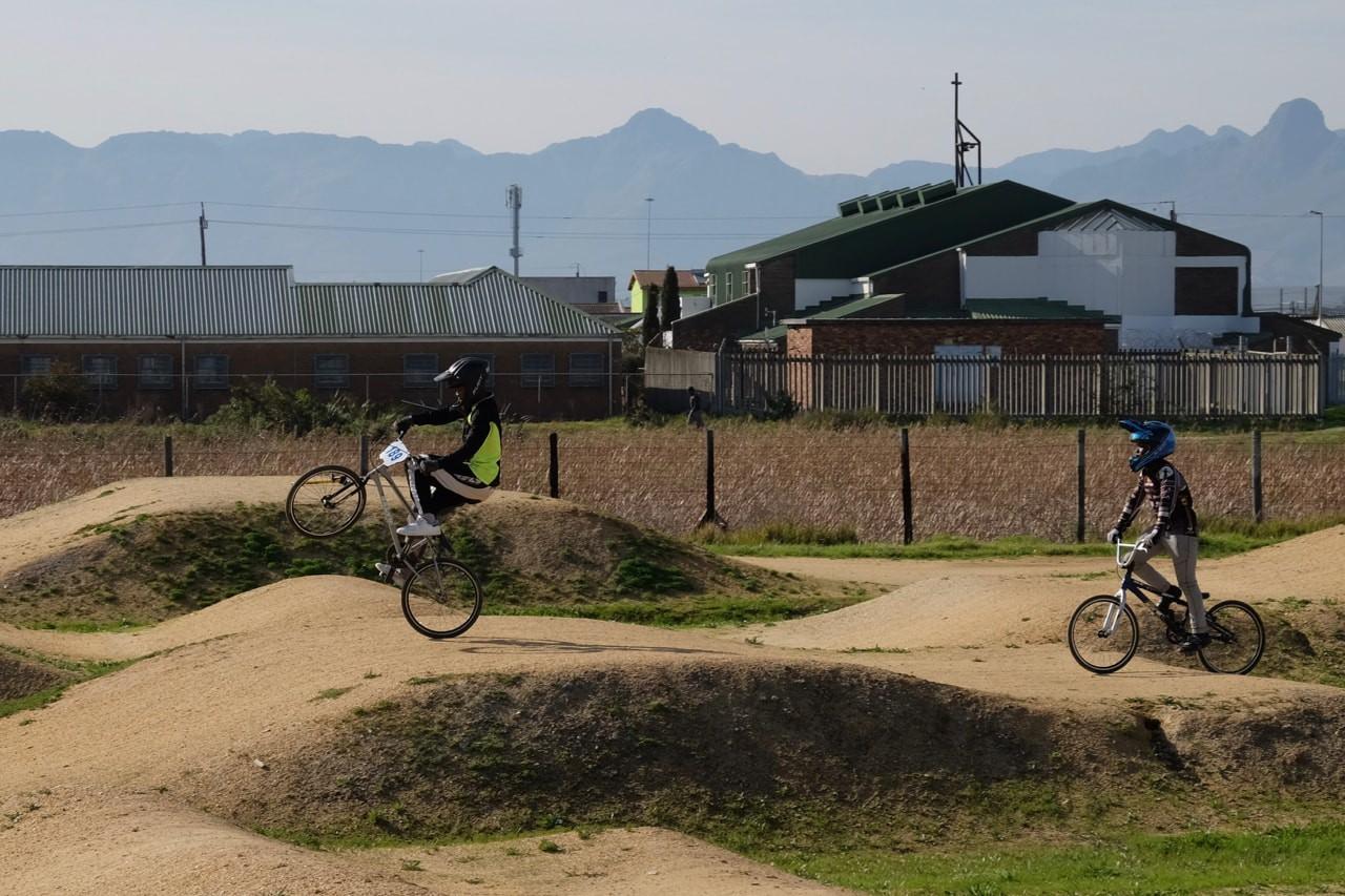 Velokhaya BMX Track | © Andrew Thompson