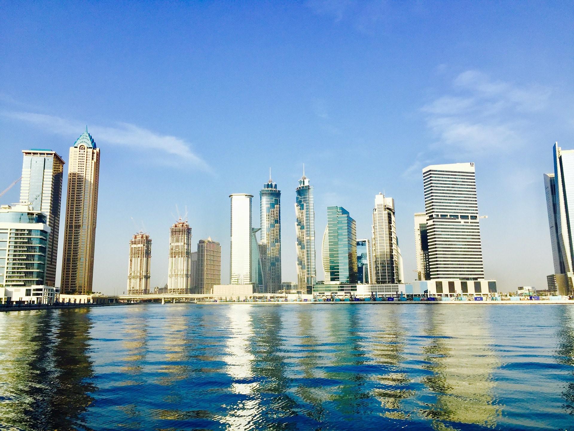 Dubai Water Canal | © lmoon/Pixabay