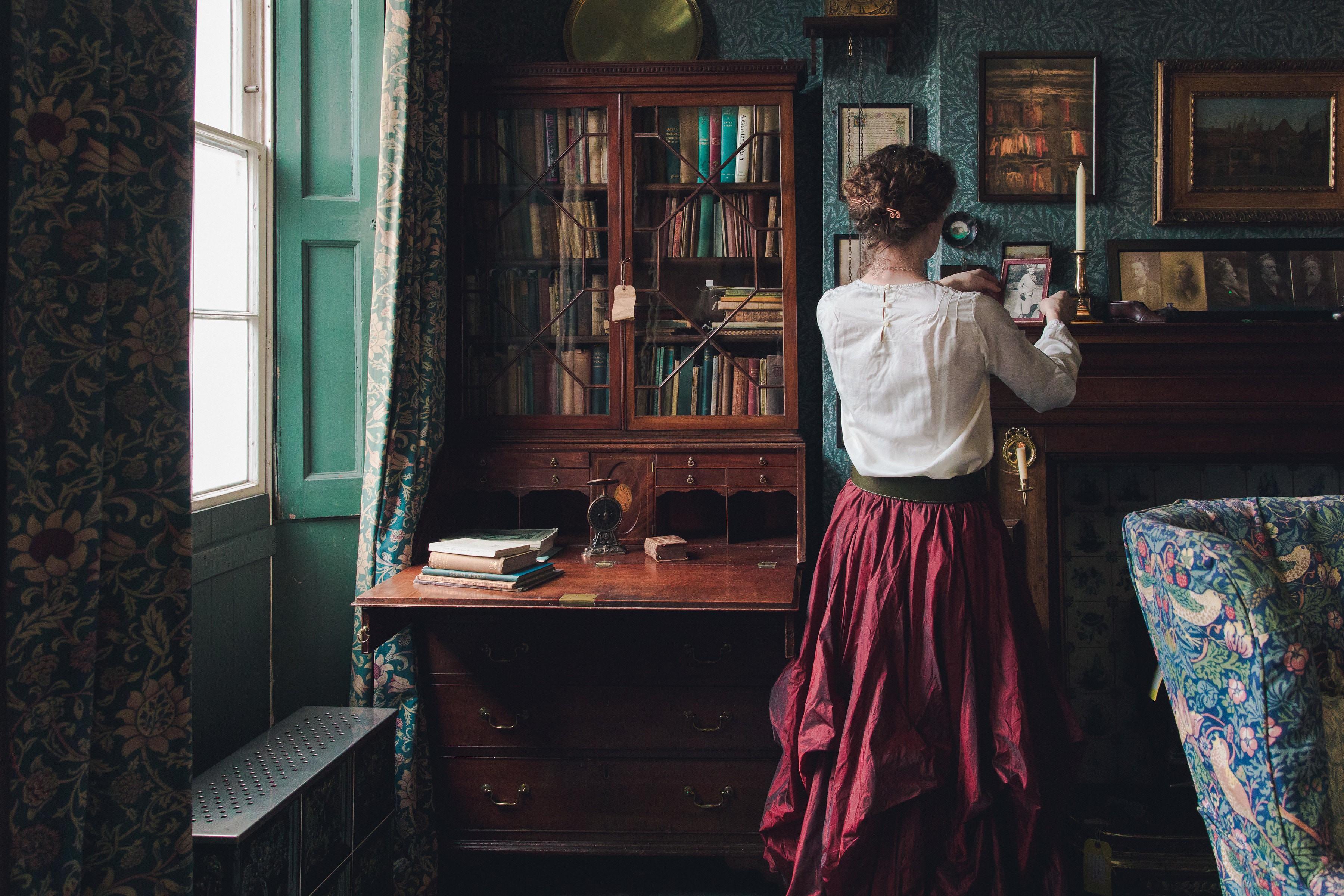 Emery Walker's House   © Anna Kunst
