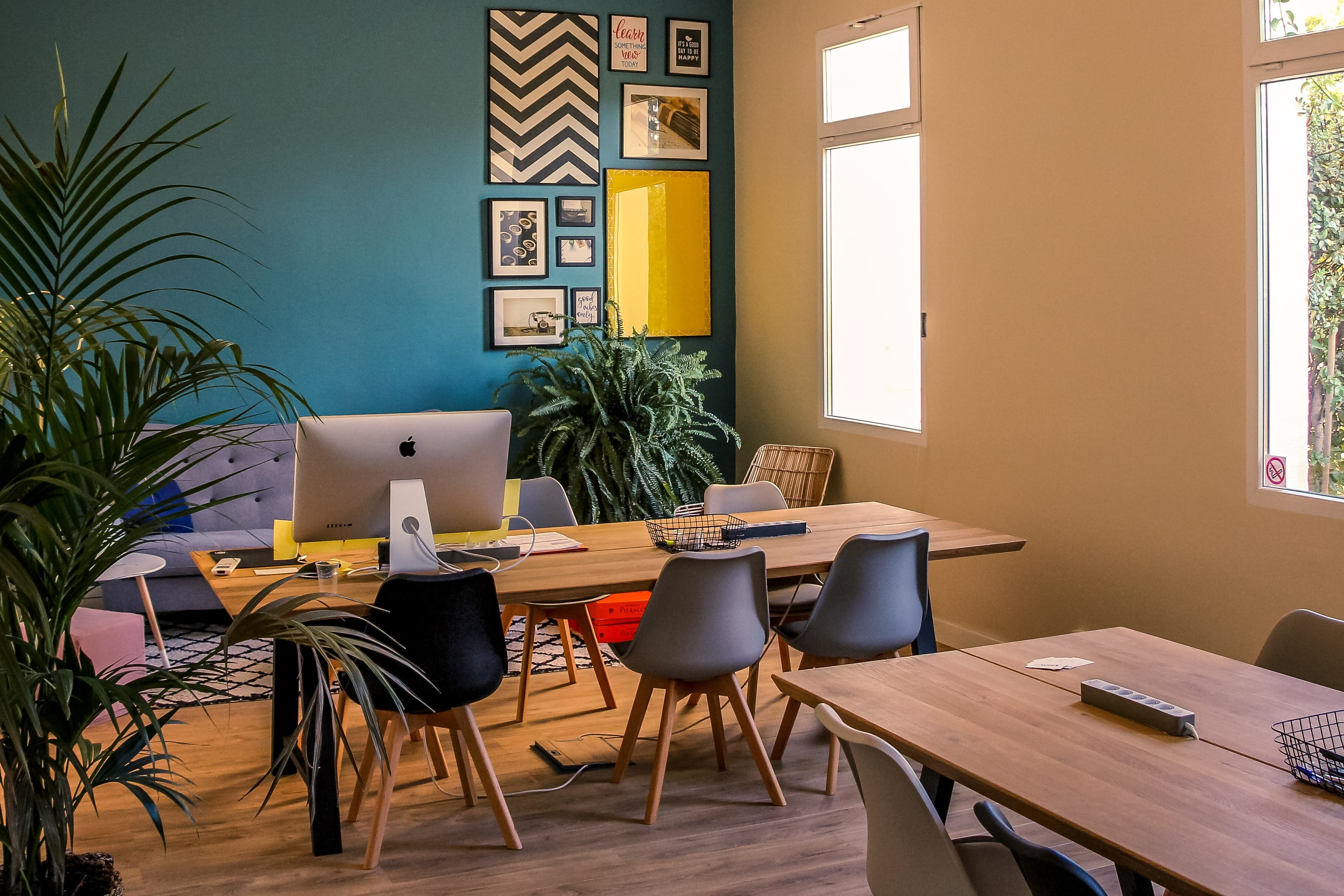 The south of France has lots of stylish coworking places, like ATWORK in Cannes | © ATWORK