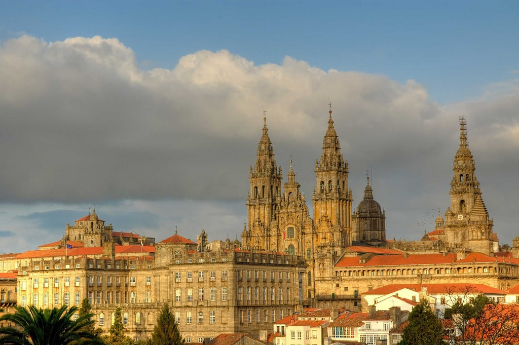 Santiago de Compostela, Spain | ©bernavazqueze / Flickr