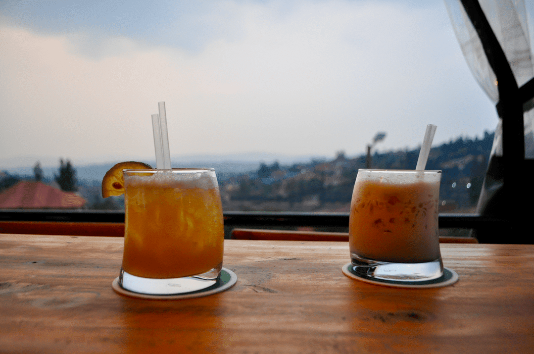 Trophy's cocktails