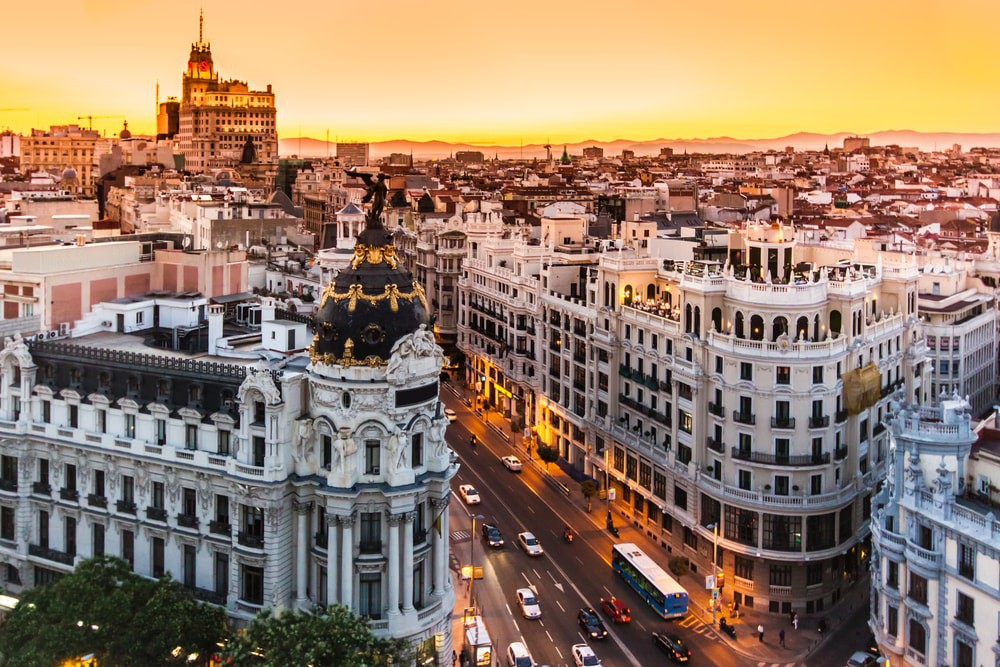 Madrid | © Matej Kastelic / Shutterstock