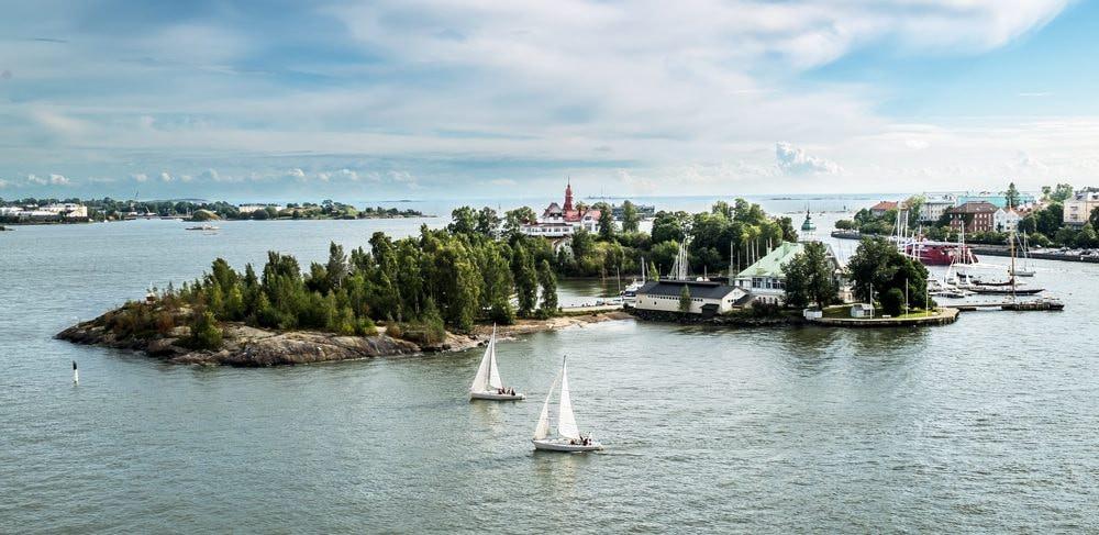 Suomenlinna Maritime fortress, Helsinki | © Anton Kudelin/Shutterstock