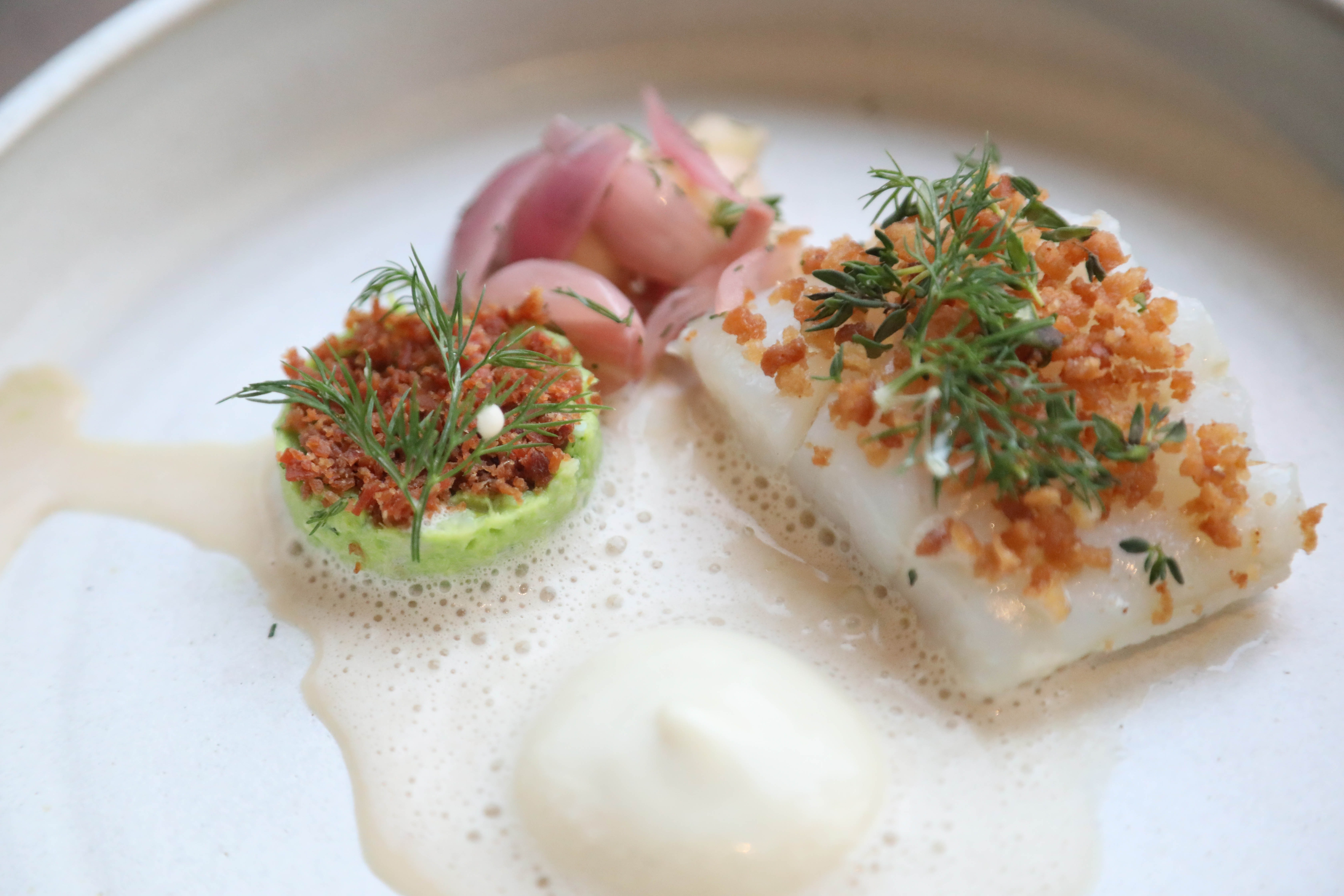 A dish from Taste of Iceland Chicago 2017 | © Taylor Banasik
