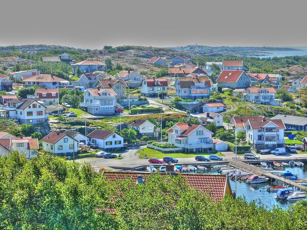 Historical Björkö | © Danica/Wikimedia Commons