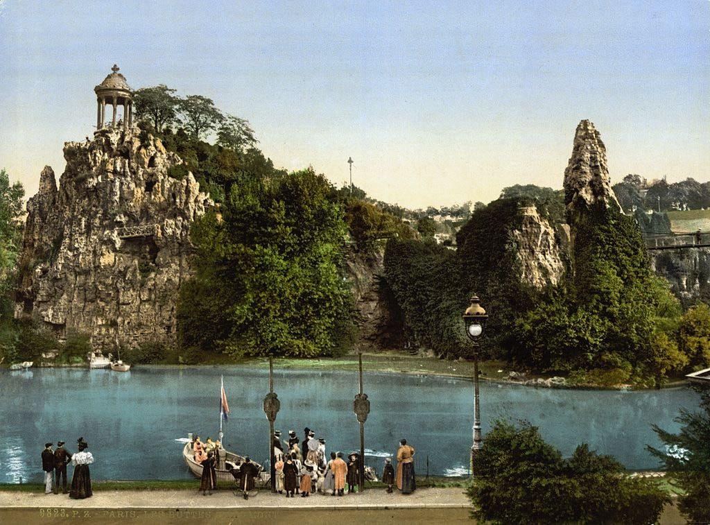 A Parisian Neighbourhood's Hidden Architectural Secrets And Mysteries