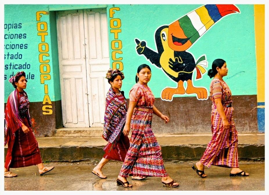 Mayan women in Guatemala © vasse nicolas, antoine / flickr