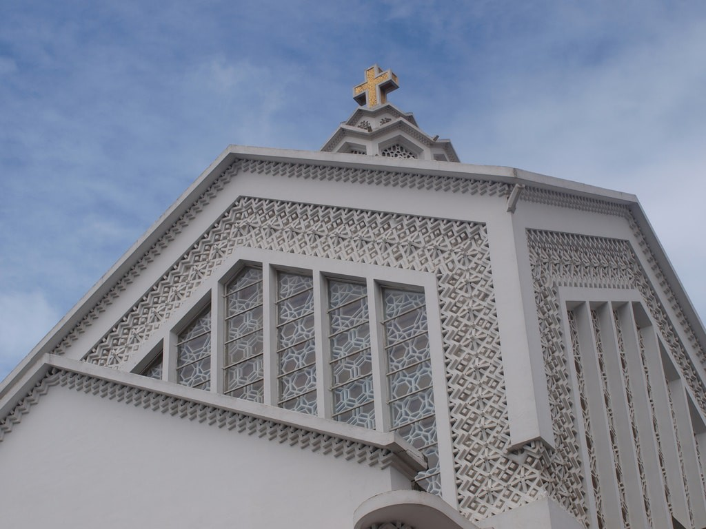 A Christian church in Rabat | © theihno / Flickr