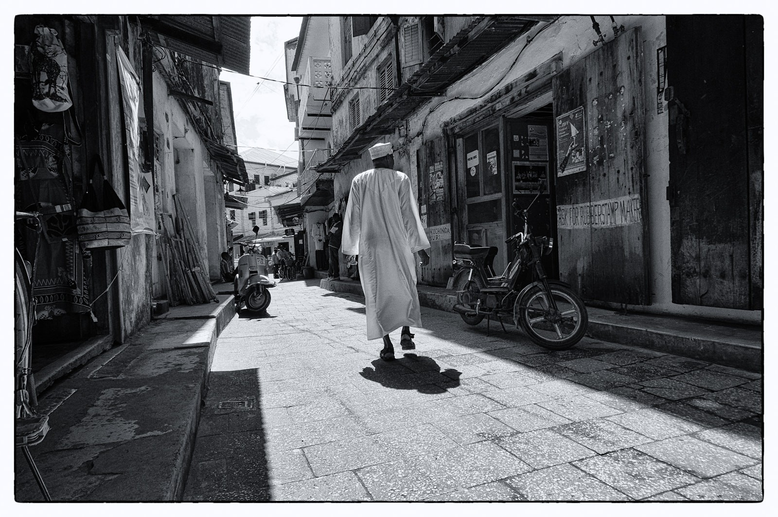 Streets of Stone Town | © Yoni Lerner/Flickr