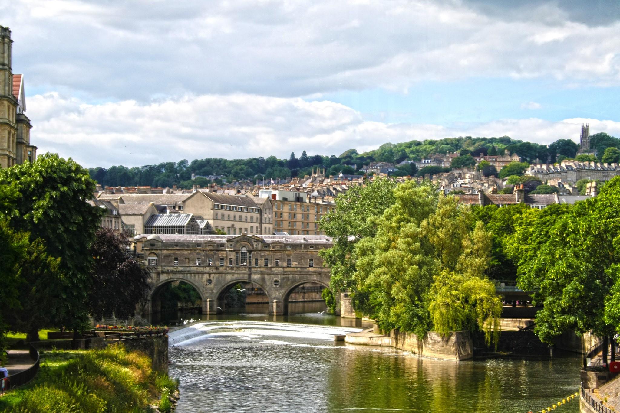 Bath, England | © Verino77/Flickr