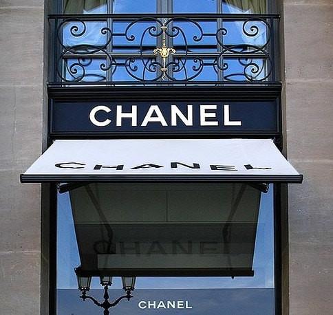 Chanel headquarters in Paris