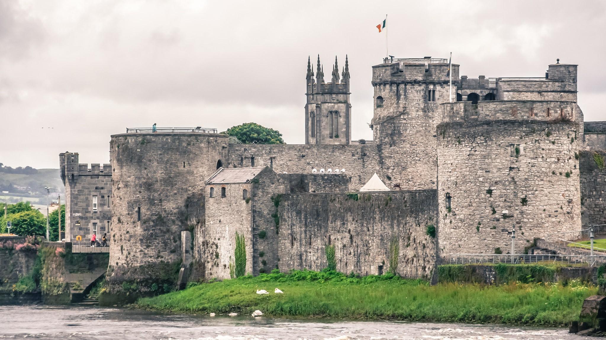 King John's Castle, Limerick | © William Murphy/ Flickr