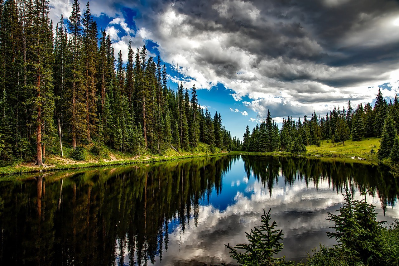 Lake Irene |@12019/PixaBay