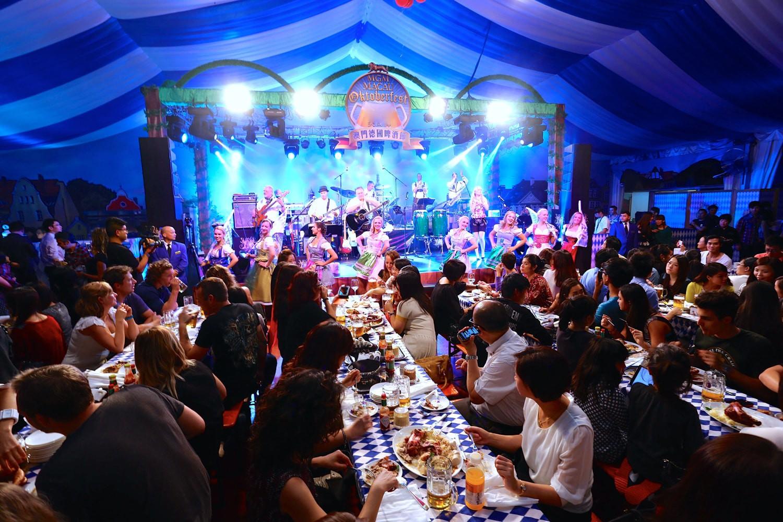 Oktoberfest | Courtesy of MGM China