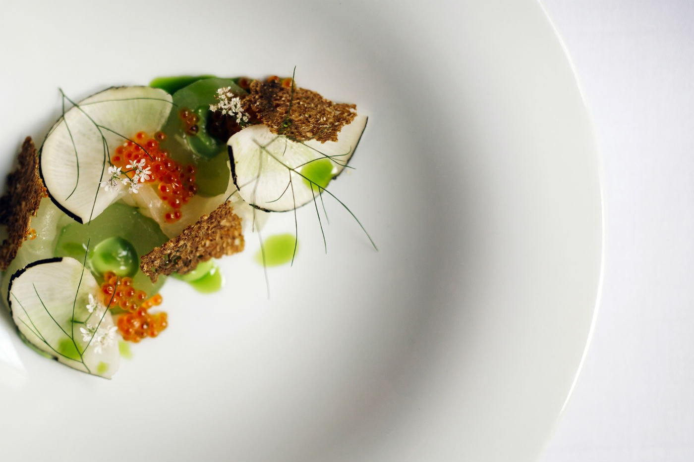 Sweden's food scene continues to heat up | Photo courtesy of PM & Vänner