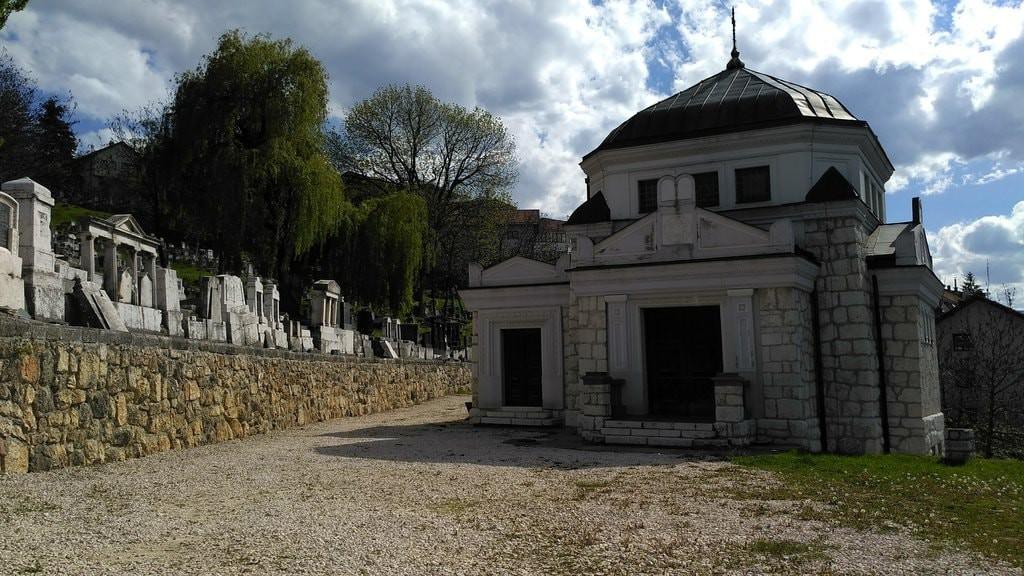 Sarajevo Jewish Cemetery   © Sam Bedford