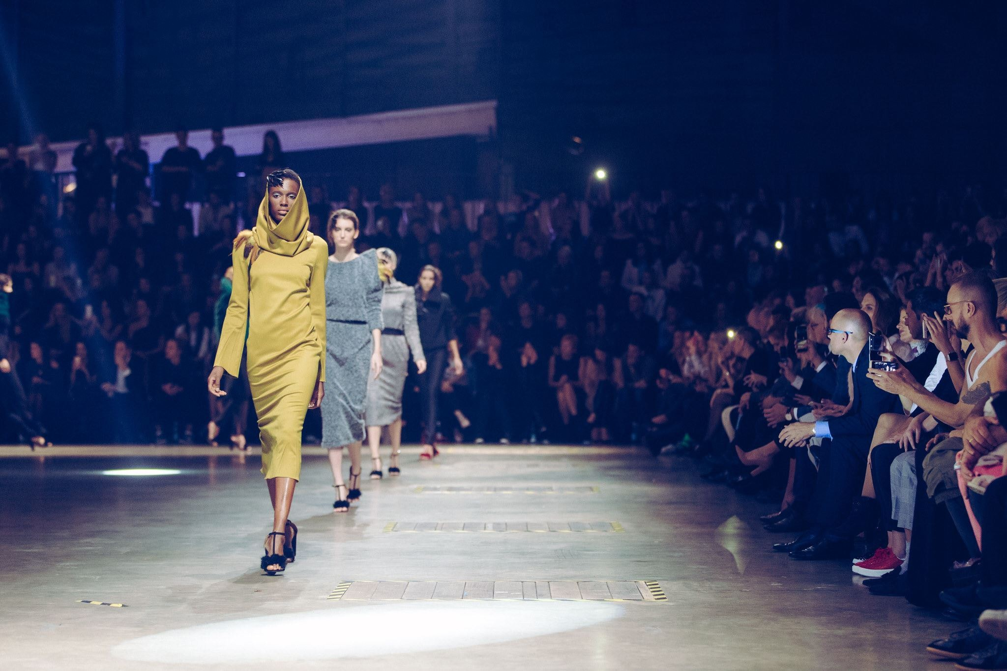 Tanja Zorn Fashion Show at MBFW © Jure Makovec, Žiga Intihar, Haze Management/ Courtesy of MBFW
