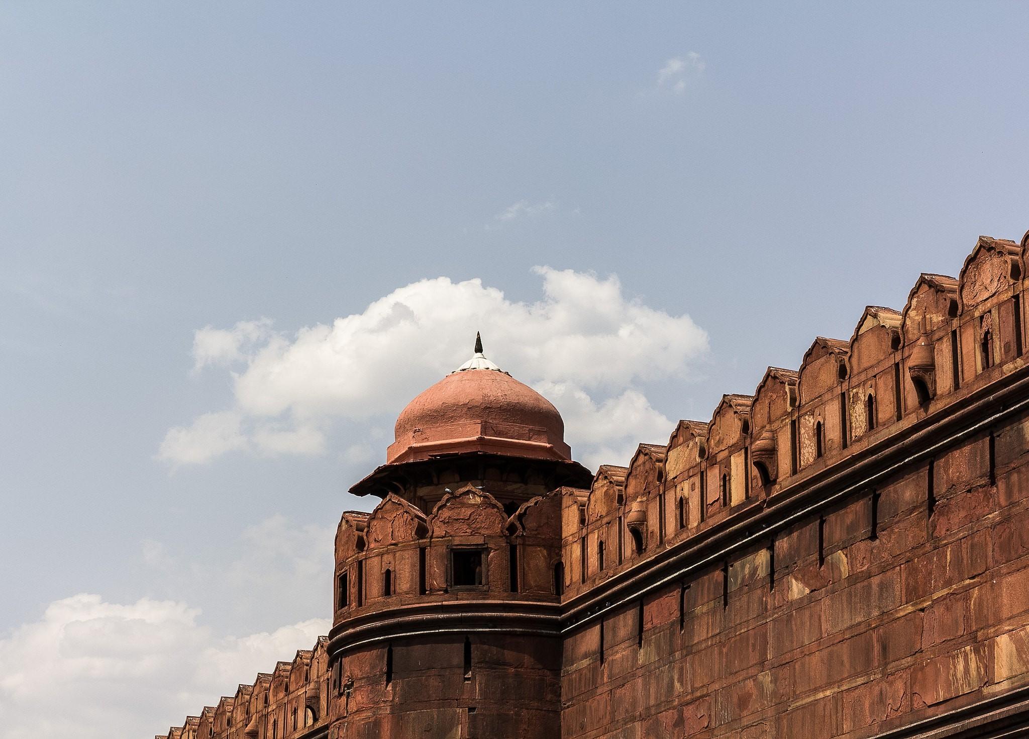 Red Fort, Delhi   © 花枝 劉 / Flickr