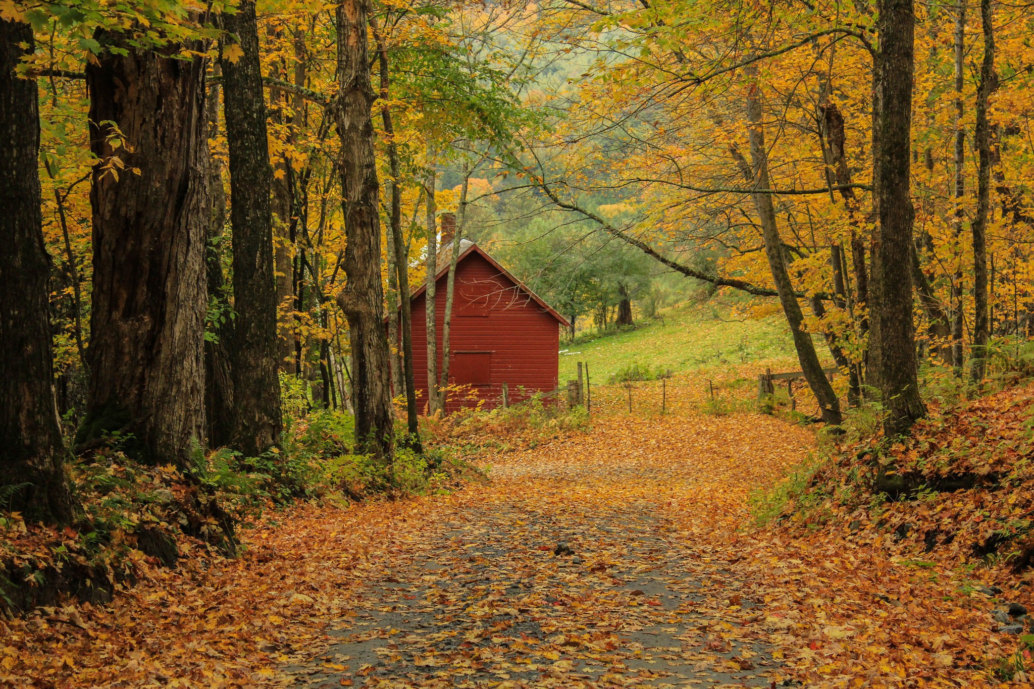 Vermont | © Courtesy of Sarath Kuchi/Flickr