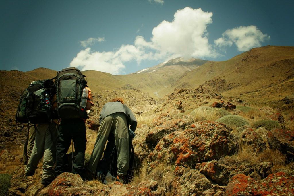 Climbing Mount Damavand in Iran | © Ondřej Odcházel/Flickr