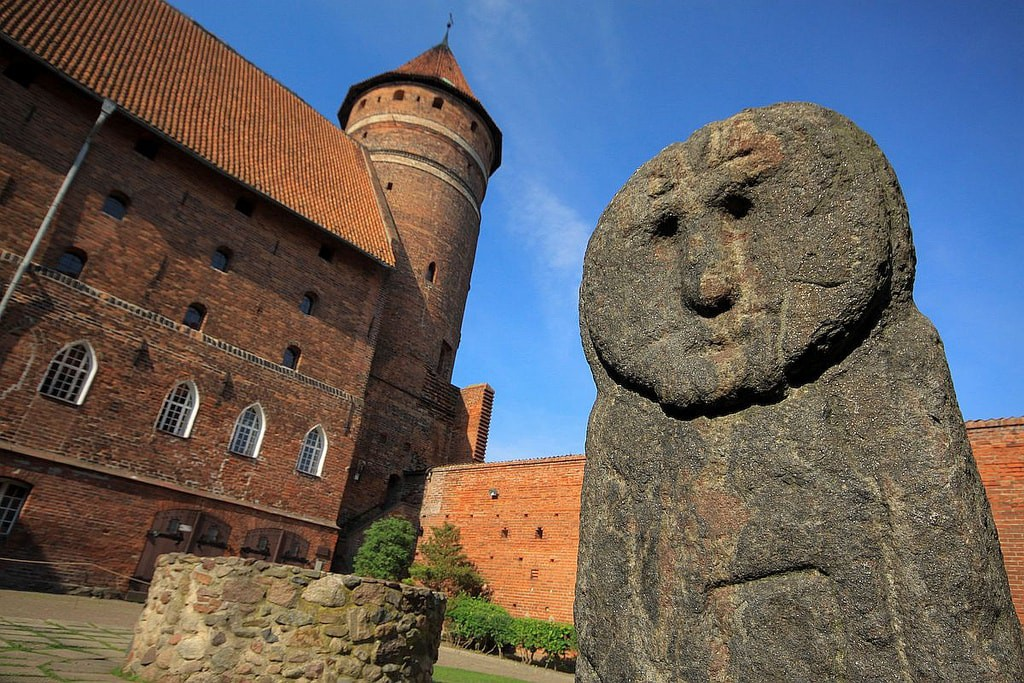 Olsztyn Castle | © Ministry of Foreign Affairs of the Republic of Poland / Flickr