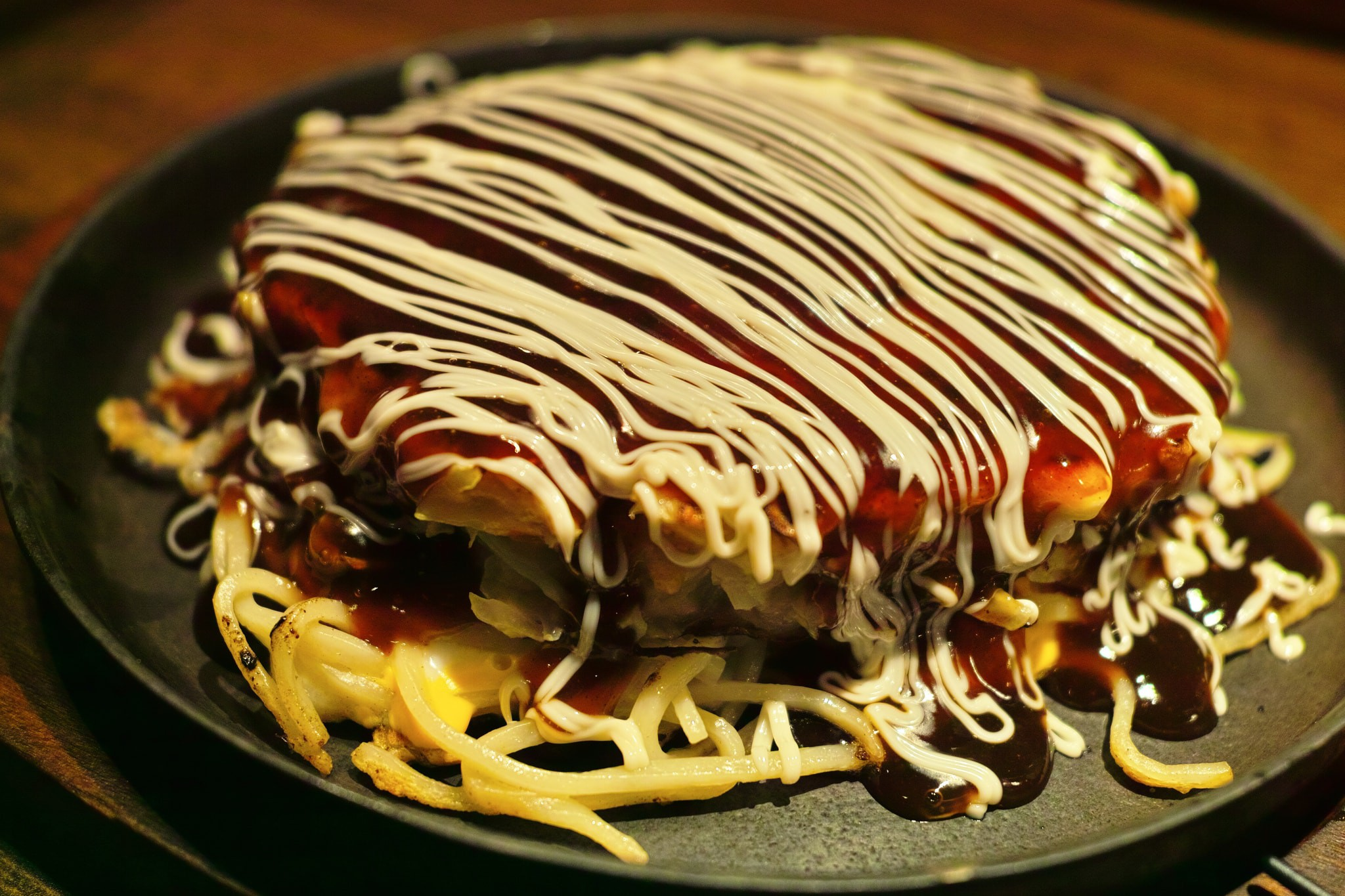 Try one of these places for okonomiyaki in Tokyo | © Jun Seita / Flickr