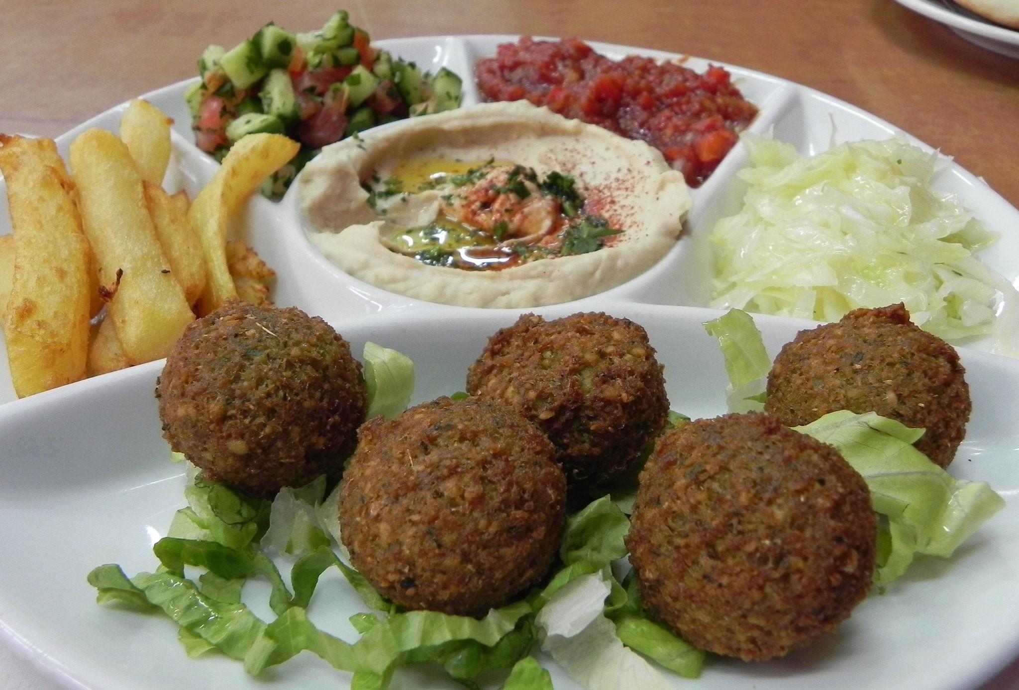 Falafel | © YoungShanahan /Flickr