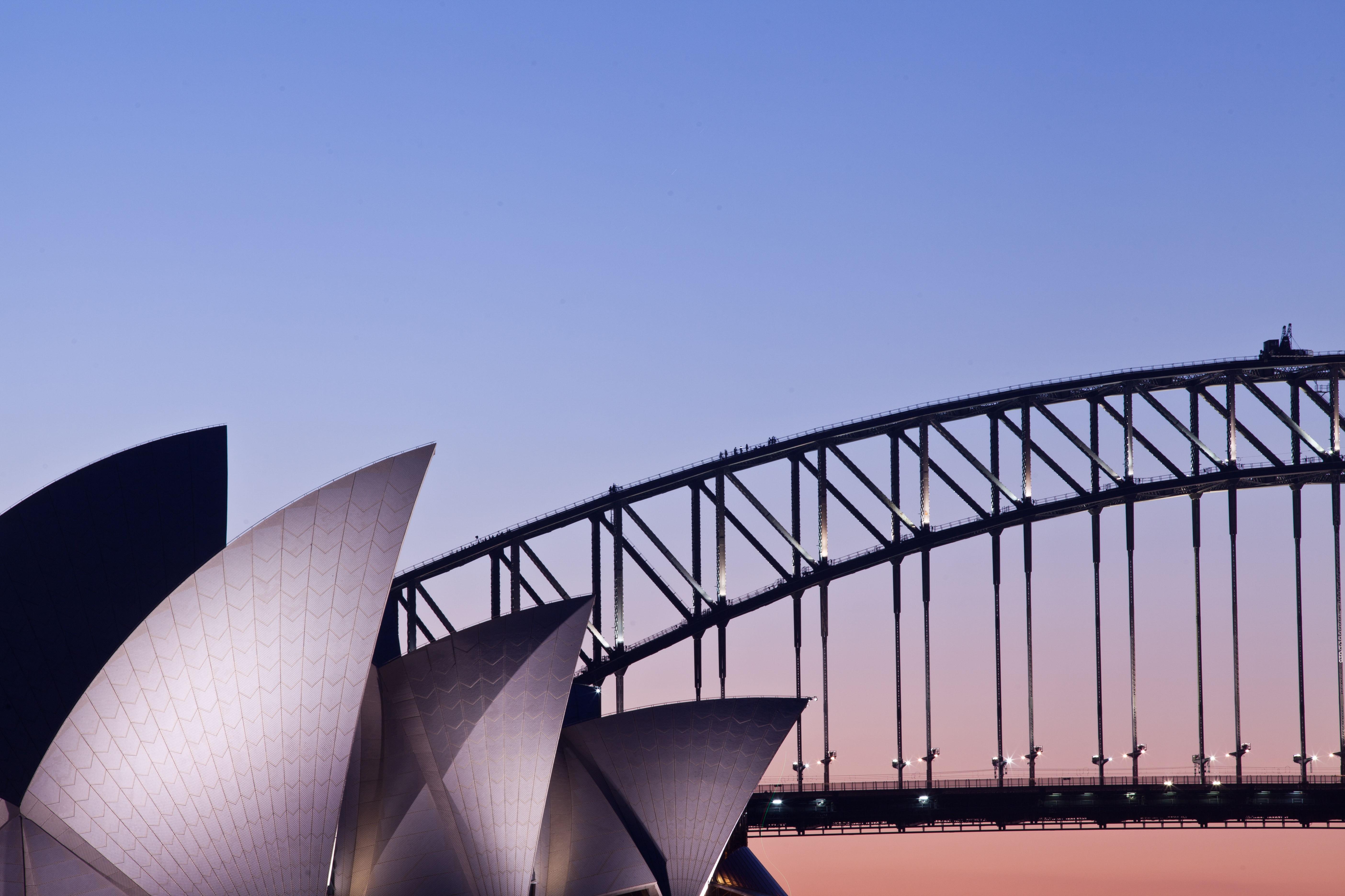 Sydney Harbour Bridge Climb Sydney   © Goeff Jones/Courtesy of Bridge Climb