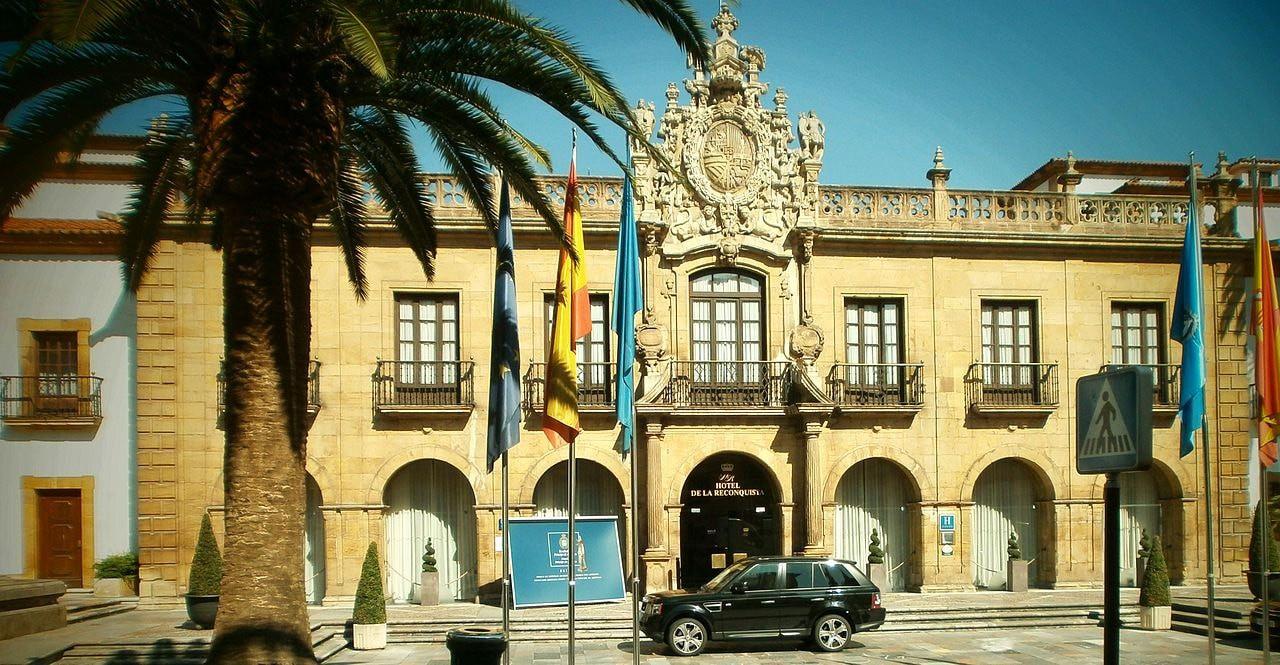 Eurostars Hotel de la Reconquista, Oviedo