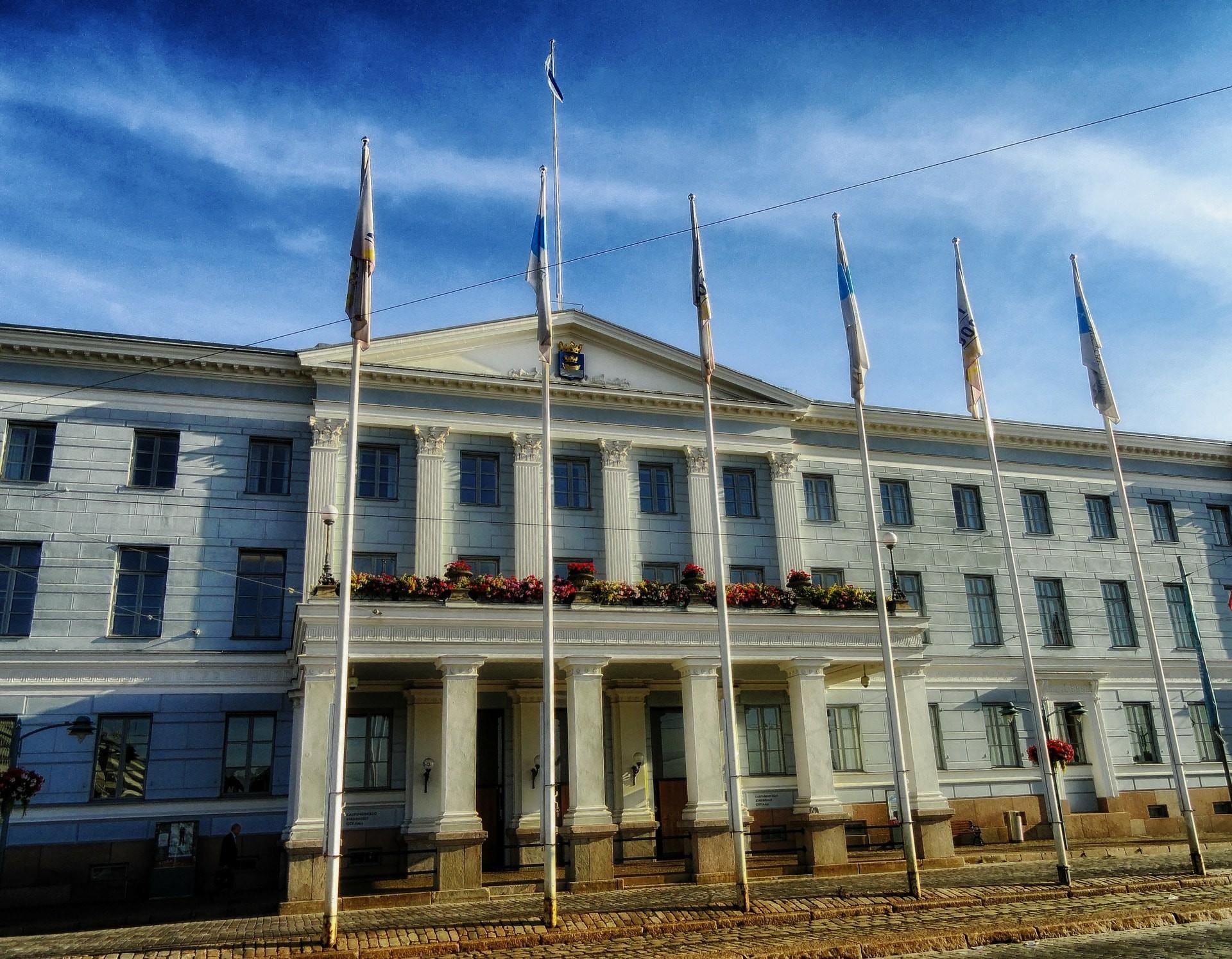 Helsinki City Hall | 12019/10279 / Pixabay