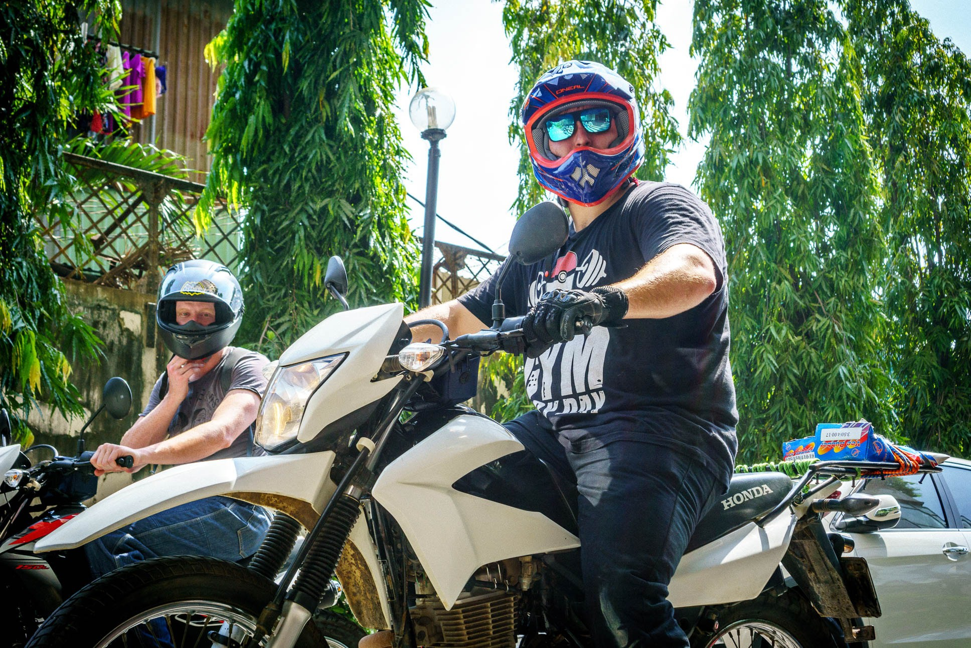 More satisfied Tigit customers | Courtesy of Tigit Motorbikes
