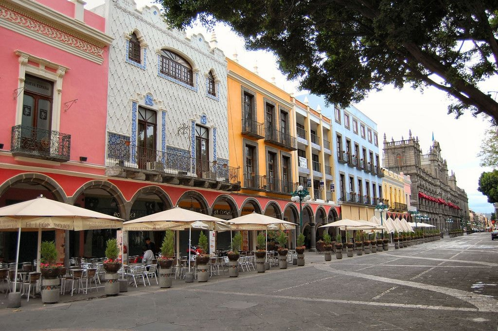 The Best Budget Hostels in Puebla, Mexico