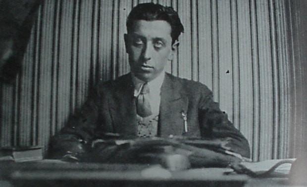 The surrealist writer Robert Desnos | Menerbes/WikiCommons
