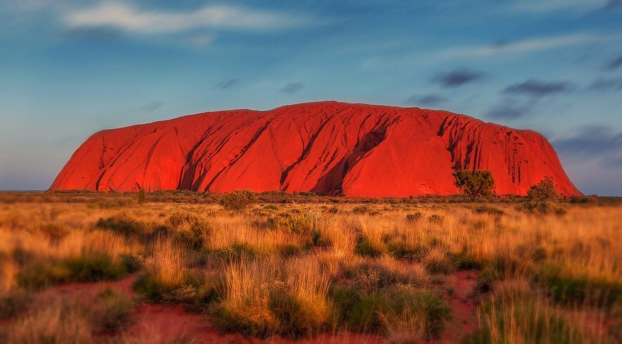 Uluru | © Walkerssk/Pixabay