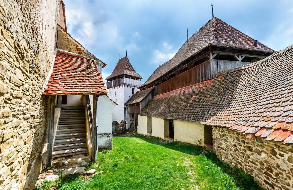 Viscri, Romania   © cge2010/Shutterstock