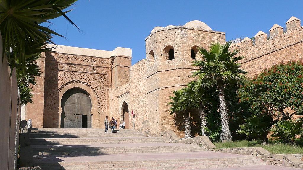 Kasbah of Oudaia |©Pline/WikiCommons