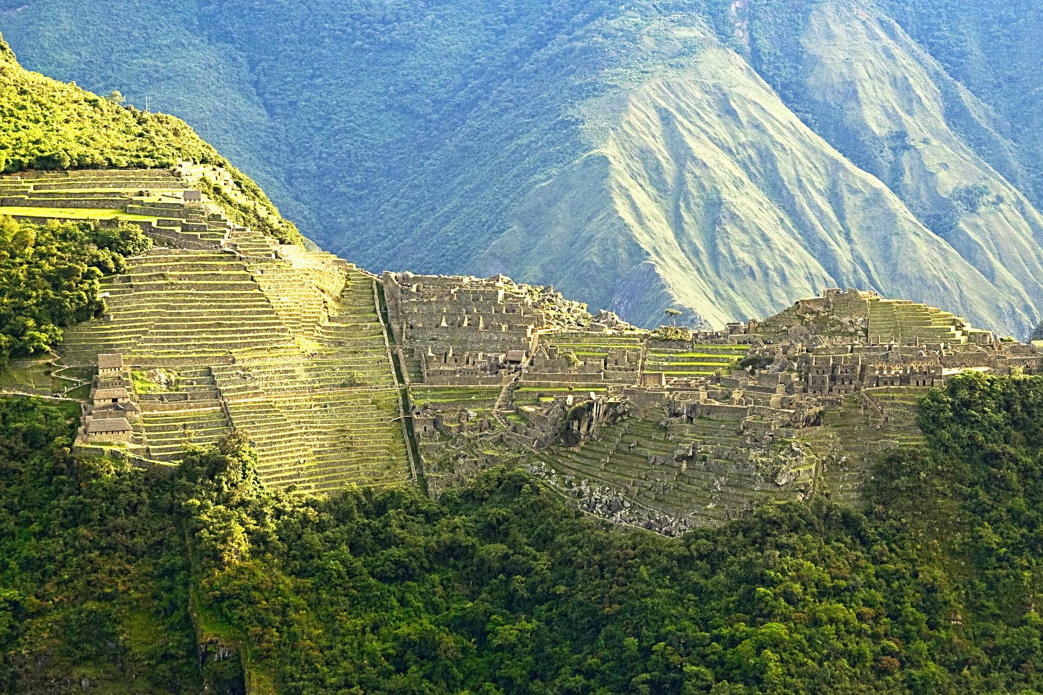 Machu Picchu from Putucusi Mountain   ©Dimitry B. / Flickr
