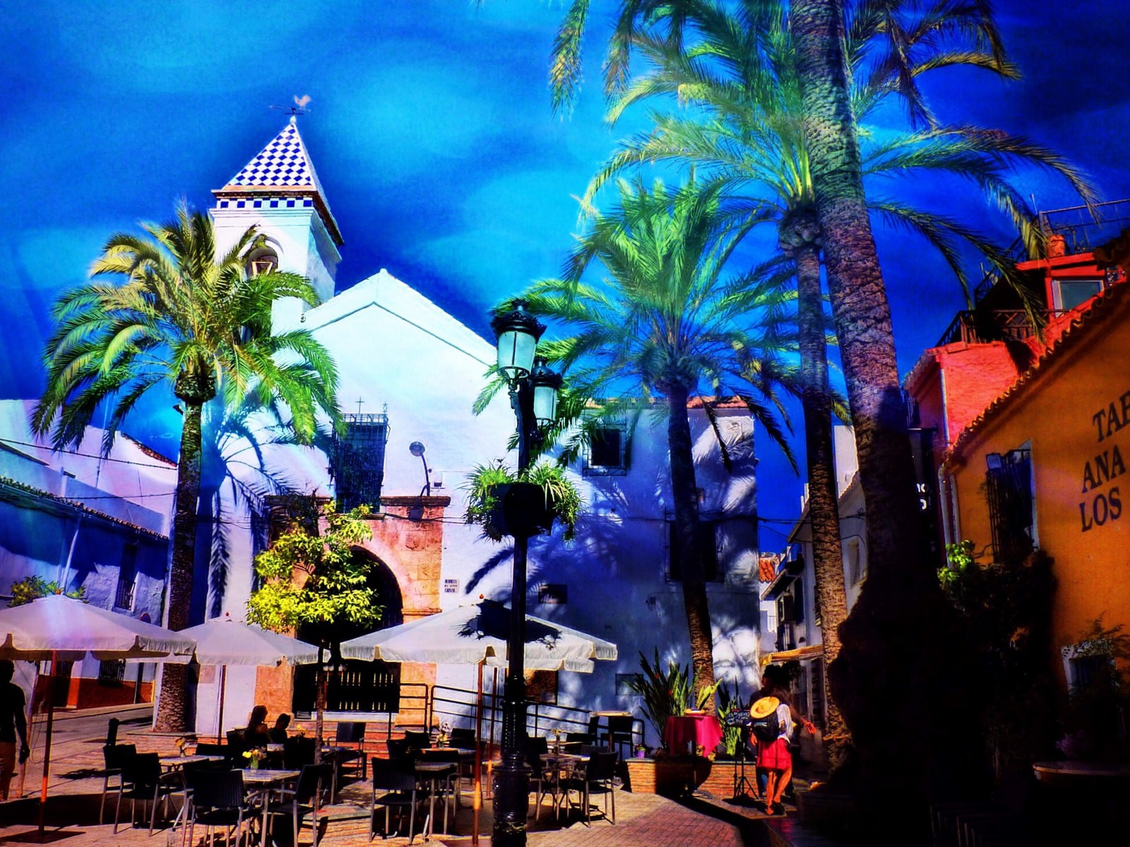 Marbella, Spain; Nick Kenrick/flickr